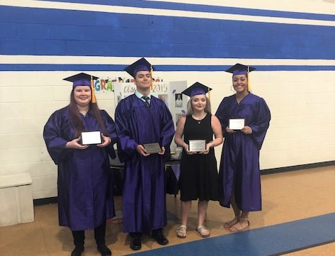 Marshall Klein Foundation Scholarship Recipients